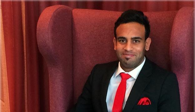 Kevin Patel Sales Ahead